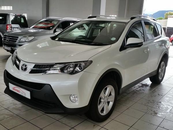 2014 Toyota Rav 4 2.2D-4D GX Western Cape Wynberg_0