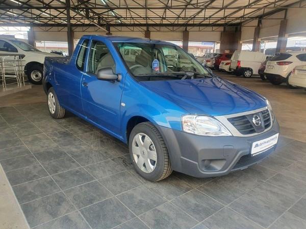 2020 Nissan NP200 1.6  Ac Safety Pack Pu Sc  Limpopo Polokwane_0