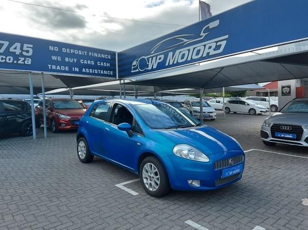 2010 Fiat Punto 1.4 Emotion 5dr  Western Cape Bellville_0