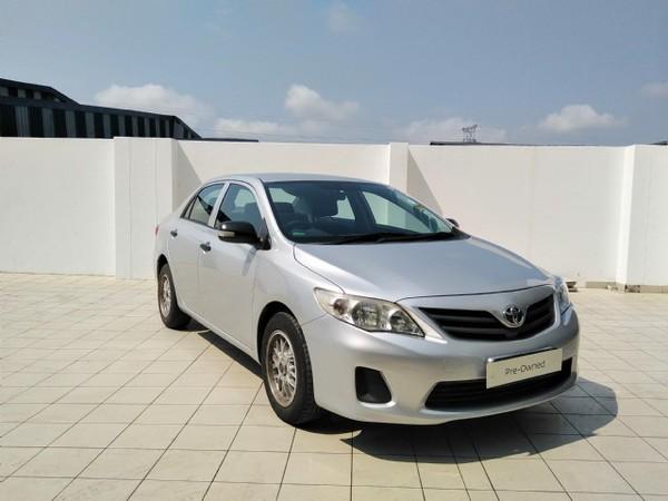 2013 Toyota Corolla 1.3 Professional  Kwazulu Natal Pinetown_0
