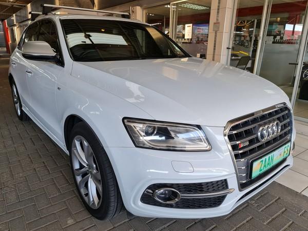 2016 Audi SQ5 3.0TDI Quattro S Tronic Free State Bloemfontein_0