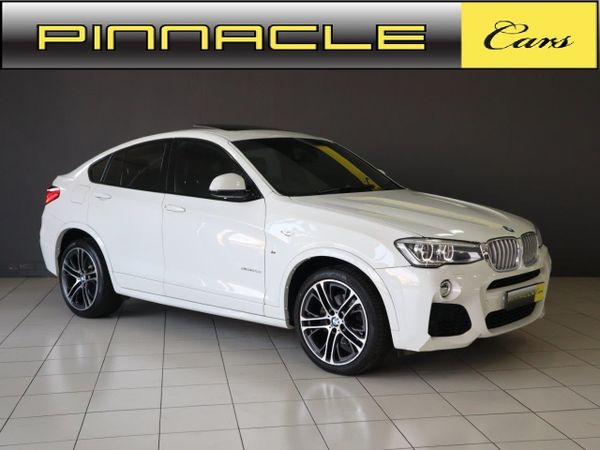 2015 BMW X4 xDrive 30d M Sport Auto Gauteng Sandton_0