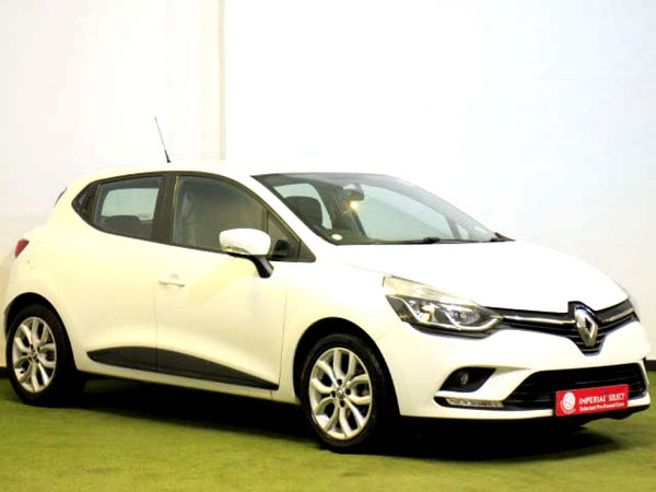 2017 Renault Clio IV 1.2T expression EDC 5-Door 88kW Western Cape Tokai_0