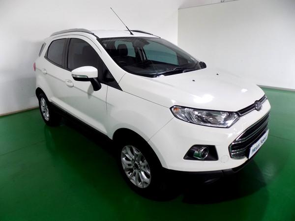 2018 Ford EcoSport 1.0 Titanium Gauteng Pretoria_0