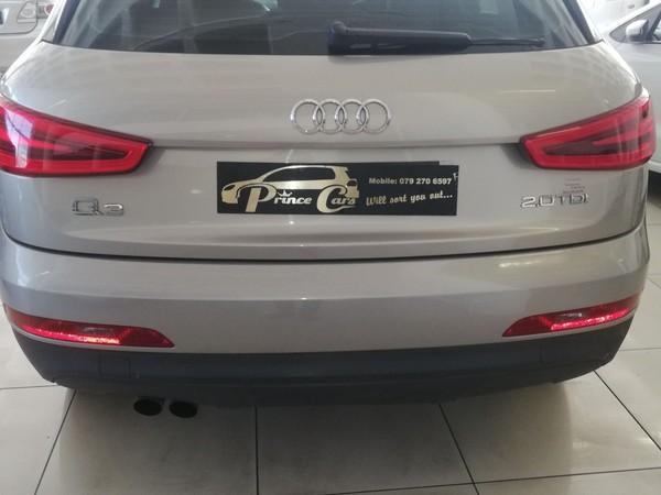 2013 Audi Q3 2.0 Tdi 103kw  Western Cape Goodwood_0