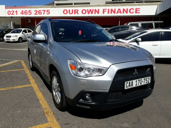 2012 Mitsubishi ASX 2.0 5dr Gl  Western Cape Cape Town_0