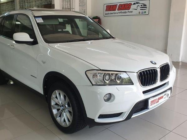 2013 BMW X3 Xdrive20d At  Kwazulu Natal Durban_0