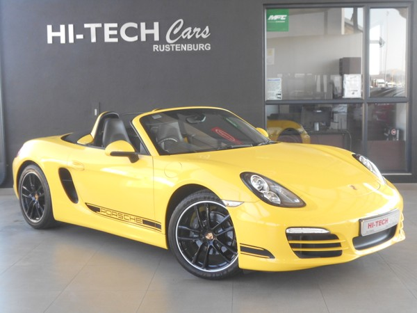 2014 Porsche Boxster Pdk with Only 48600km North West Province Rustenburg_0