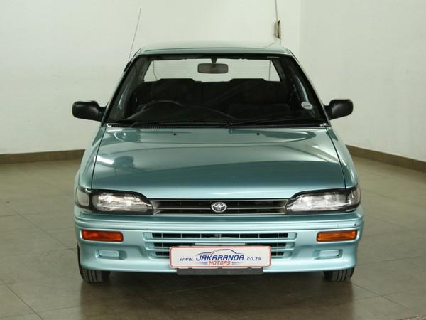 1999 Toyota Conquest 130 Tazz  Gauteng Pretoria_0
