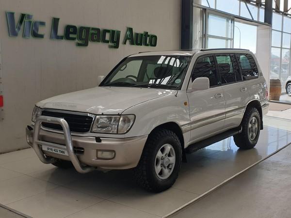 2001 Toyota Land Cruiser 100 Vx Tdahc  Gauteng Vereeniging_0