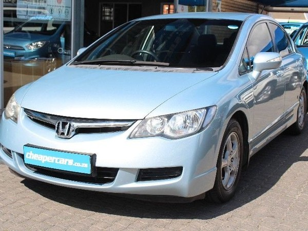 2006 Honda Civic 1.8 Exi  Western Cape Bellville_0
