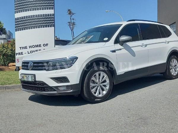 2020 Volkswagen Tiguan Allspace 1.4 TSI Trendline DSG 110KW Eastern Cape Nahoon_0