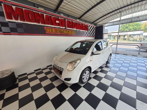 2012 Suzuki Alto 1.0 Gls  Gauteng Pretoria_0