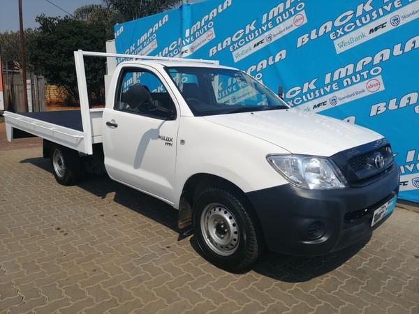 2009 Toyota Hilux 2.0 Vvti Pu Sc  Gauteng Pretoria North_0