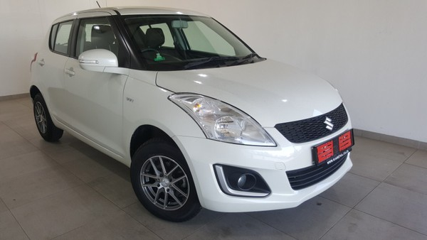 2017 Suzuki Swift 1.2 GL Gauteng Roodepoort_0
