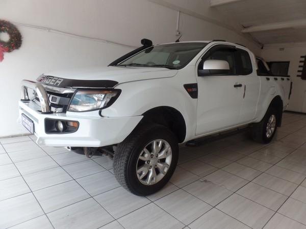 2015 Ford Ranger 3.2tdci Xls Pu Supcab  Gauteng Johannesburg_0