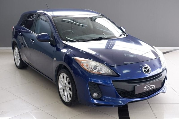2012 Mazda 3 1.6 Sport Dynamic  Western Cape Somerset West_0