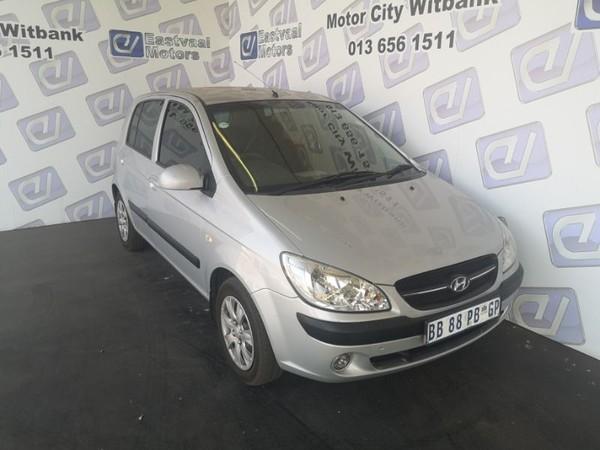 2011 Hyundai Getz 1.4  Mpumalanga Witbank_0