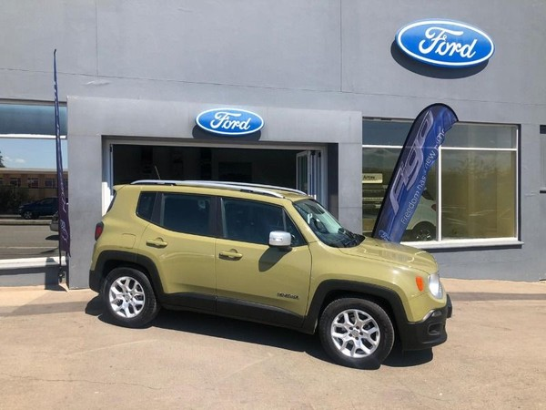 2017 Jeep Renegade 1.6 MJET LTD Western Cape Oudtshoorn_0