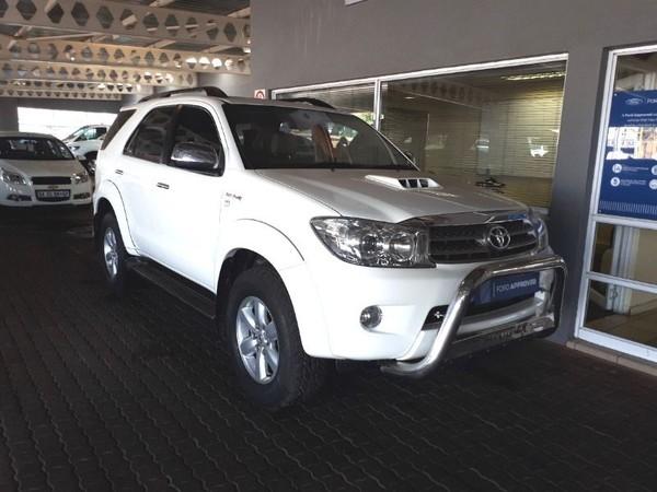 2010 Toyota Fortuner 3.0d-4d Rb  Mpumalanga Witbank_0