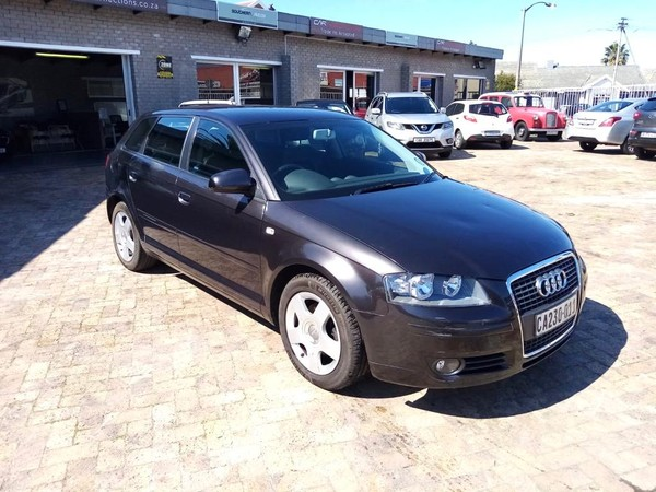 2007 Audi A3 2.0 Fsi Attraction  Western Cape Plumstead_0