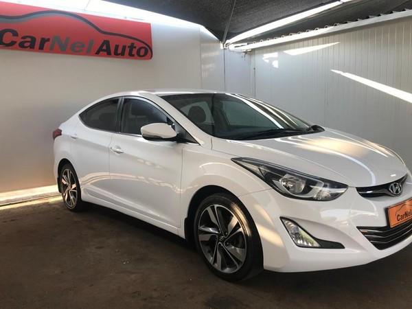 2016 Hyundai Elantra 1.6 Premium Gauteng Pretoria_0