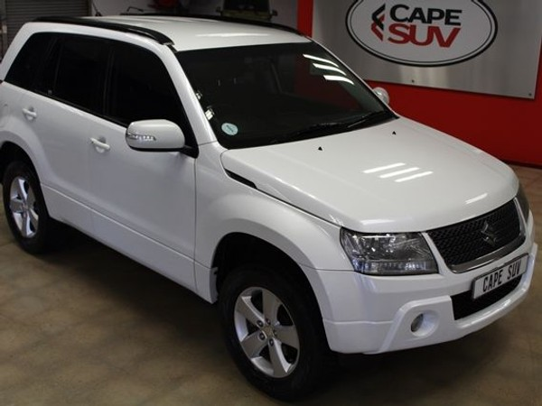 2011 Suzuki Grand Vitara 2.4 At  Western Cape Brackenfell_0