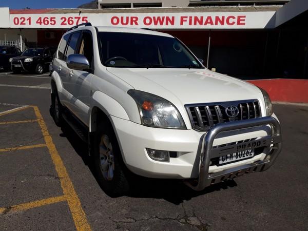2007 Toyota Prado Vx 4.0 V6 At  Western Cape Cape Town_0