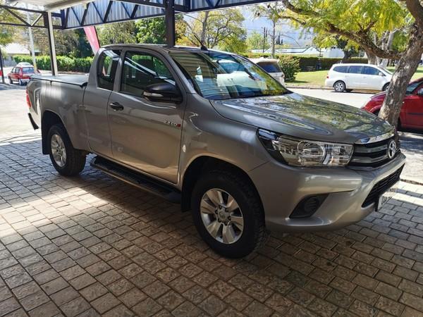 2017 Toyota Hilux 2.4 GD-6 RB SRX Extended Cab Bakkie Western Cape Robertson_0