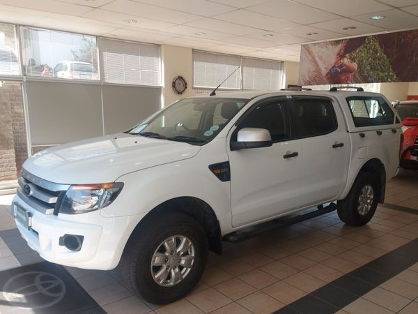 2014 Ford Ranger 2.2tdci Xls Pu Dc  Eastern Cape Joubertina_0
