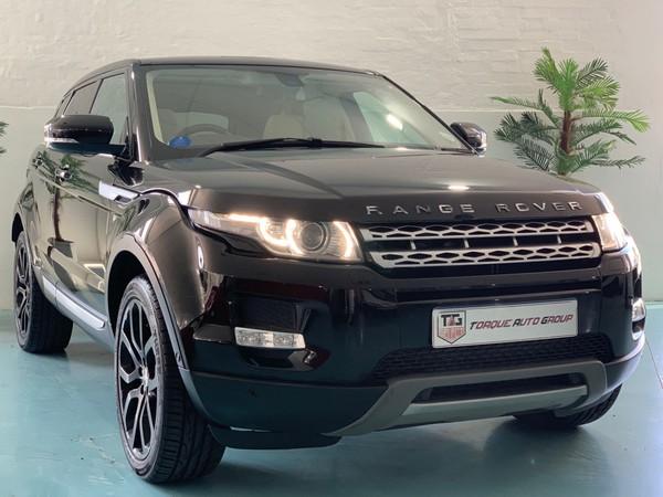 2012 Land Rover Evoque 2.0 Si4 Prestige  Kwazulu Natal Durban_0