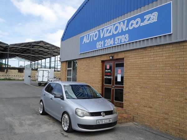 2011 Volkswagen Polo Vivo 1.6 Western Cape Brackenfell_0