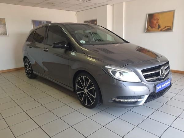 2013 Mercedes-Benz B-Class B 200 Cdi Be At  Gauteng Four Ways_0