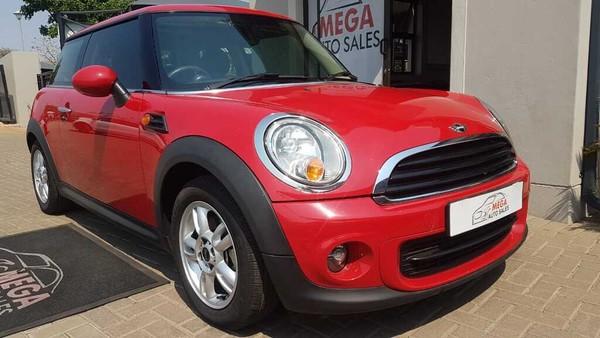 2014 MINI One 1.6  Gauteng Pretoria_0