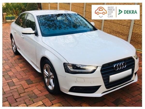 2013 Audi A4 1.8t Se Multitronic  Western Cape Goodwood_0