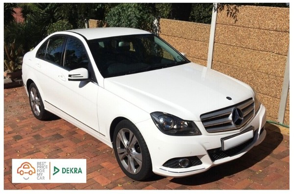 2012 Mercedes-Benz C-Class C200 Cdi  Avantgarde At  Western Cape Goodwood_0