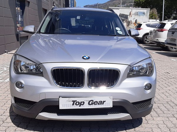 2013 BMW X1 Sdrive20i  At  Western Cape Cape Town_0