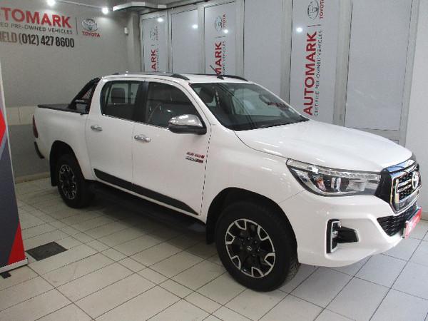 2019 Toyota Hilux 2.8 GD-6 RB Raider Auto PU ECAB Gauteng Pretoria_0