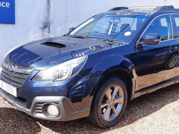 2014 Subaru Outback 2.0D CVT Western Cape Cape Town_0