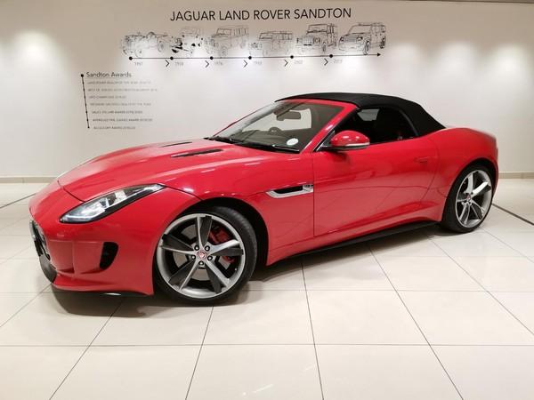 2014 Jaguar F-TYPE S 5.0 V8 Gauteng Rivonia_0