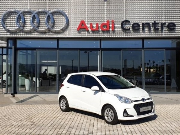 2018 Hyundai Grand i10 1.0 Fluid Western Cape Century City_0