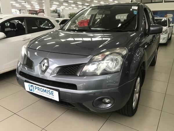 2009 Renault Koleos 2.5 Dynamique  Kwazulu Natal Hillcrest_0