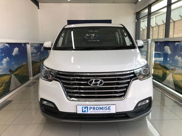 2018 Hyundai H1 2.5 CRDI Wagon Auto Kwazulu Natal Hillcrest_0