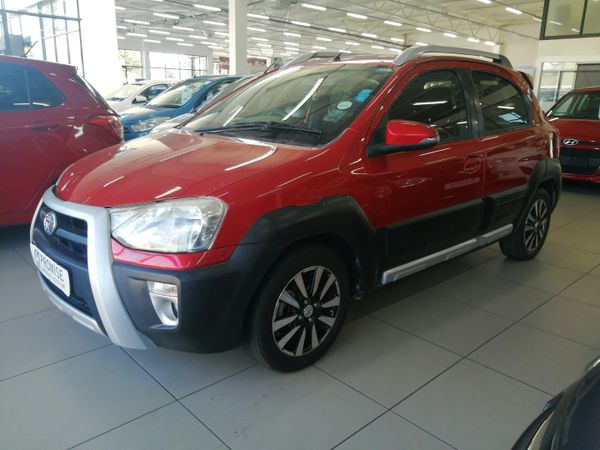 2014 Toyota Etios Cross 1.5 Xs 5Dr Kwazulu Natal Hillcrest_0