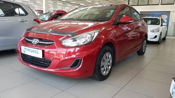 2018 Hyundai Accent 1.6 Gl  Kwazulu Natal Hillcrest_0