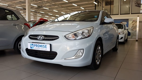 2019 Hyundai Accent 1.6 Gl  Kwazulu Natal Hillcrest_0