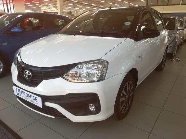 2018 Toyota Etios 1.5 Sport LTD Edition 5-Door Kwazulu Natal Hillcrest_0