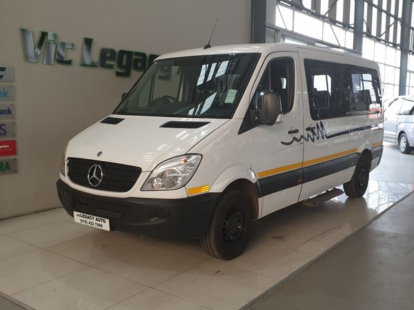 2014 Mercedes-Benz Sprinter 315 CDi FC Panel Van Gauteng Vereeniging_0