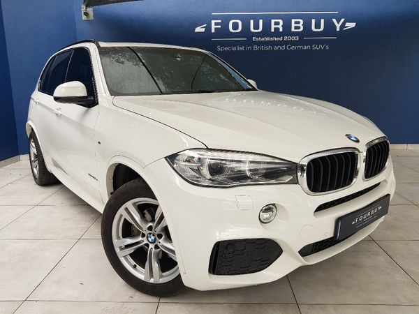 2014 BMW X5 xDRIVE30d M-Sport Auto Gauteng Four Ways_0