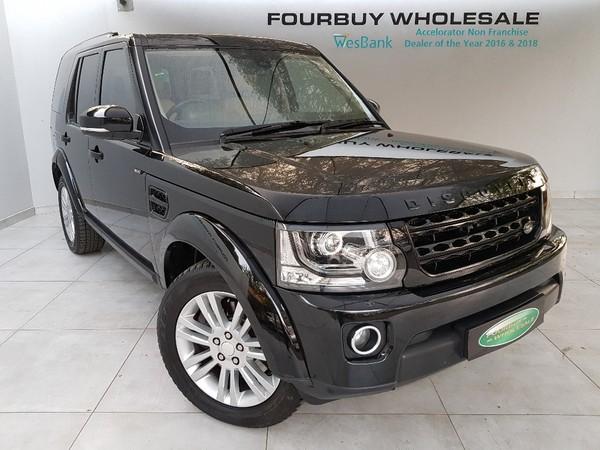 2014 Land Rover Discovery 4 3.0 Tdv6 Se  Gauteng Four Ways_0